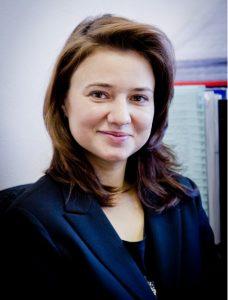 Елена Викторовна Матвиенко