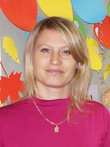 Оксана Владимировна Храмова