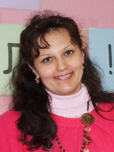Елена Владимировна Петрушина